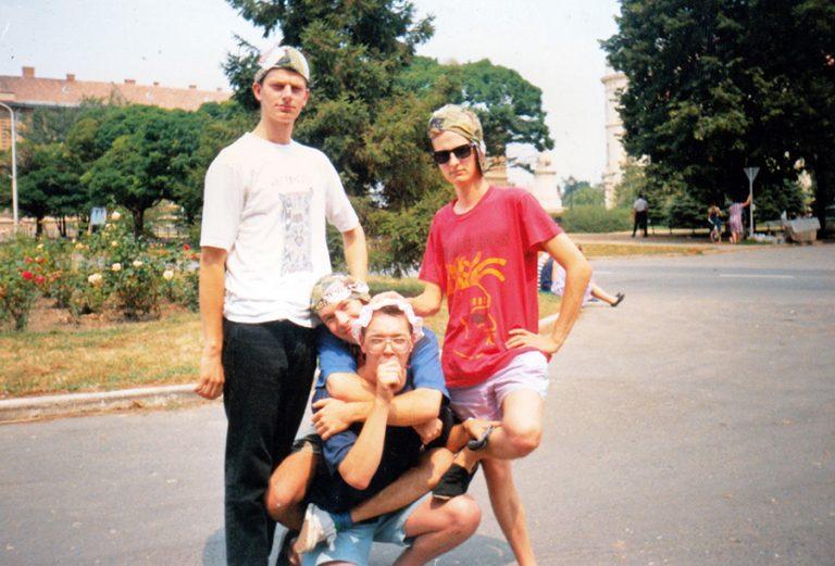 11.WYCO Hungary Tour 1989