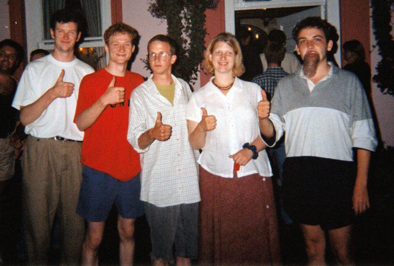 18.Scott Hammond Quintet Brecon 1995