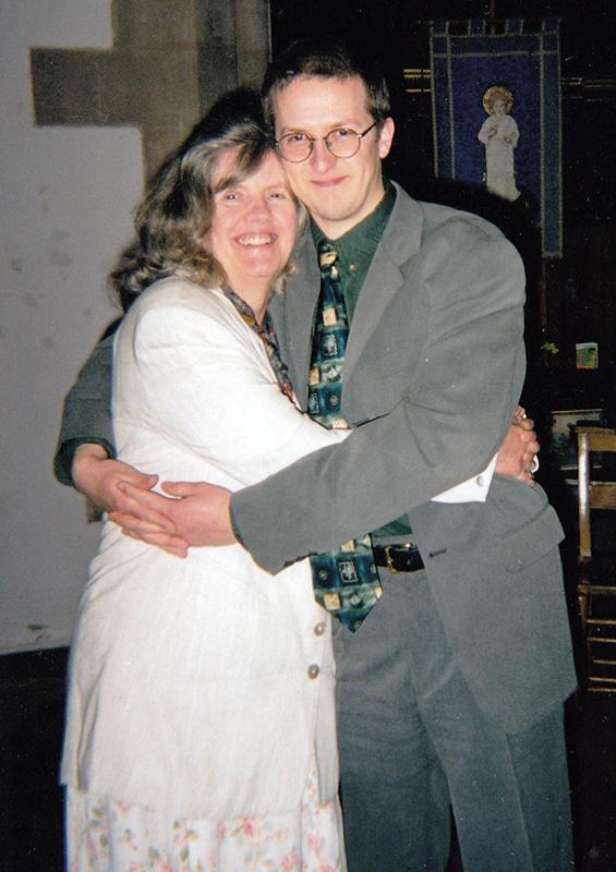 21.Scott and Ruths Wedding 1998