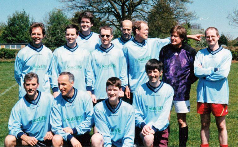 25.Dads memorial match 2001