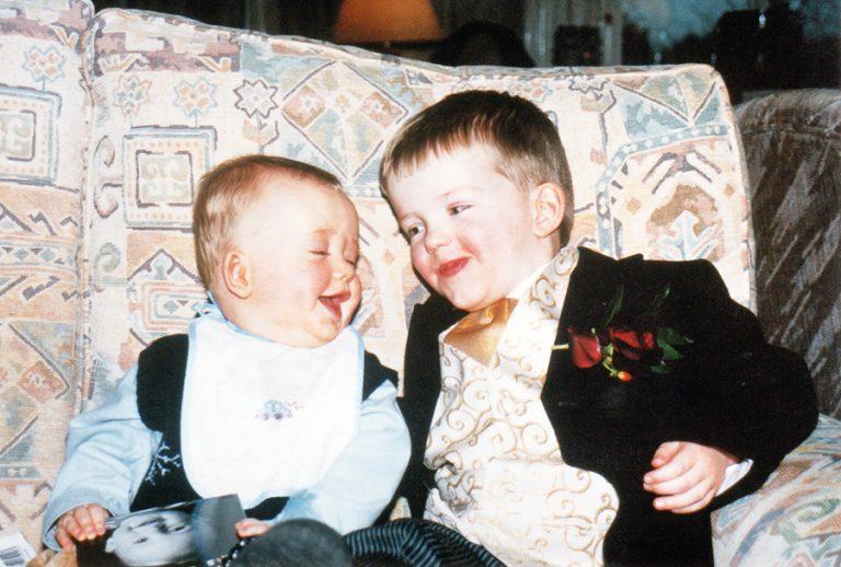 29.Tom and James 2002