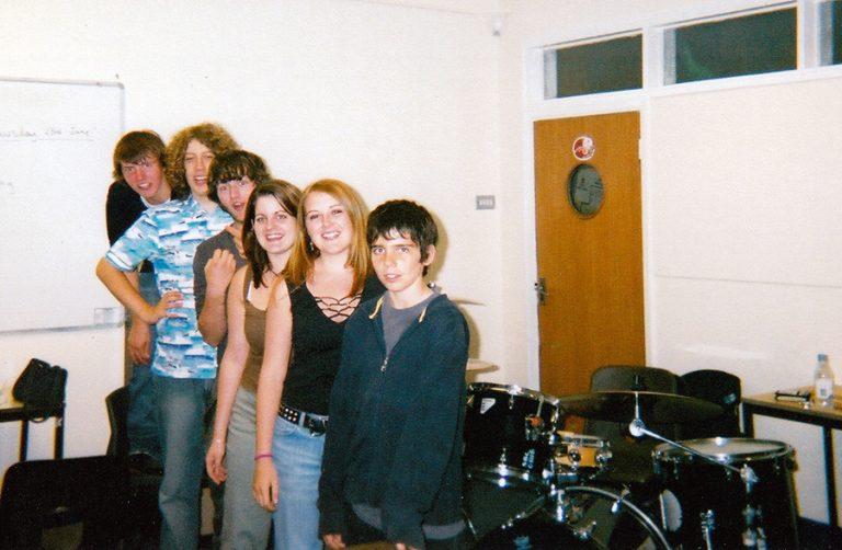 36.Rock School 2006