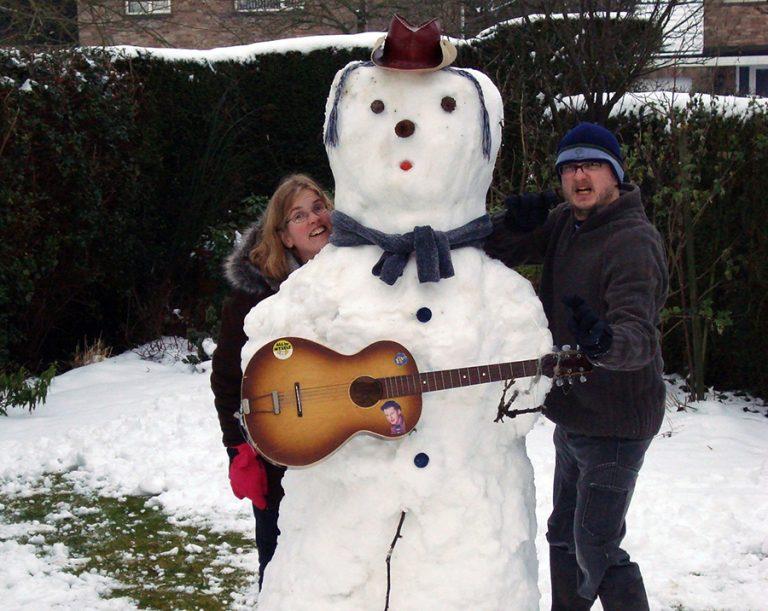 43.Billy Snowman 2009
