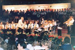 SYM Show Band at the Royal Albert Hall 1988